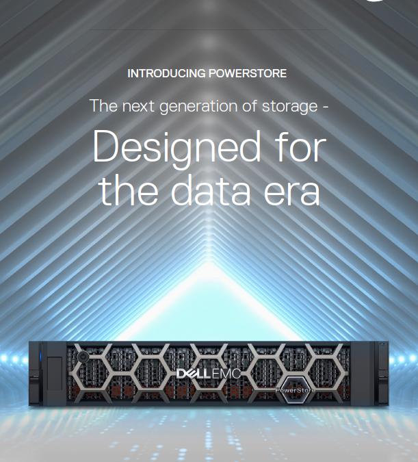Webinar DELL EMC PowerStore deepdive – Nella nuova era dello storage